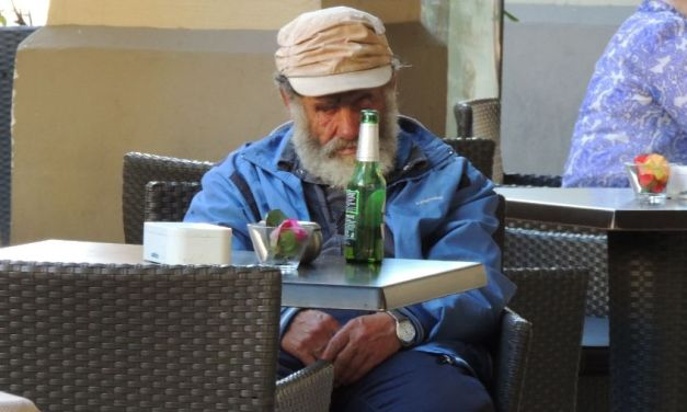 Ferragosto d'altri tempi a Tortona: silenzio, birre, e… Cronaca e immagini del pomeriggio