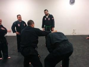 Class: Kenpo Karate