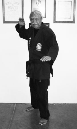 Grand Master Benny Luna