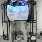 VR treadmill comes with 270 degrees of