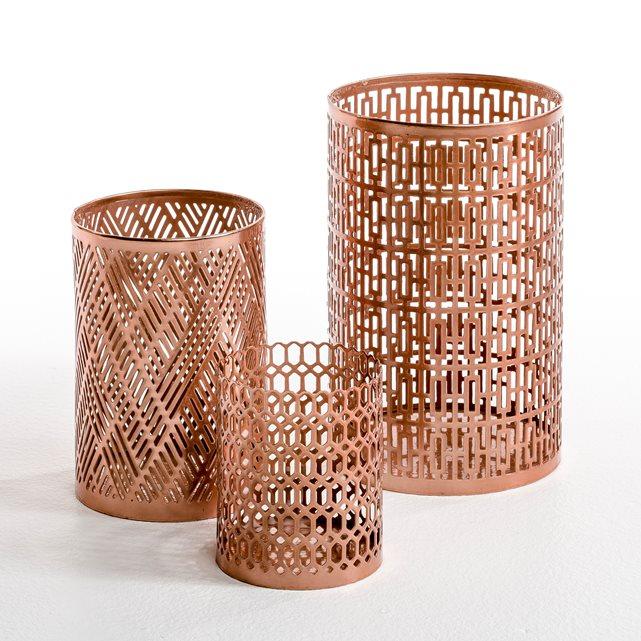 Vases cuivre