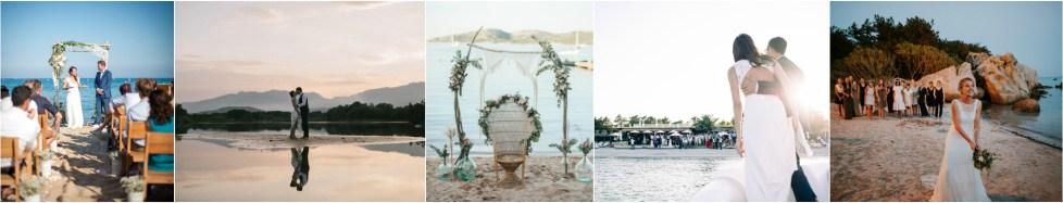 Mariage en Corse Bord de Mer