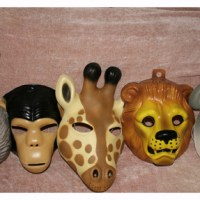 animal masks for everyone