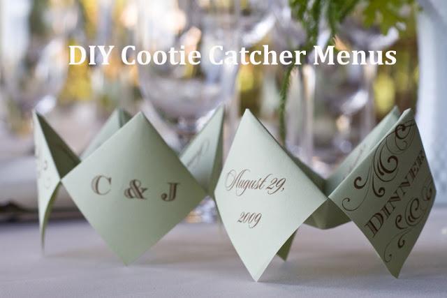 DIY_cootie_catcher_wedding_menus_template