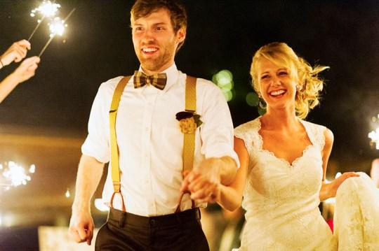 "the ""getaway"" | handmade North Carolina wedding | Nathan Abplanalp Photography"