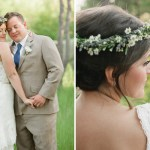Boho Rustic Wedding by Erin Leigh