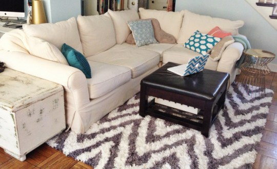 tips for updating your living space