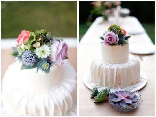 Vintage-inspired DIY wedding | Vinh Nguyen Photography