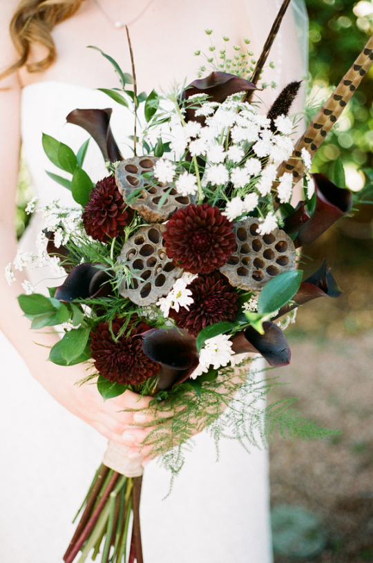 fall wedding inspiration | Oh Lovely Day