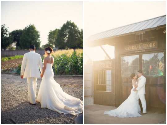 Rustic Ranch Wedding | Sun & Sparrow Photography on Oh Lovely Day