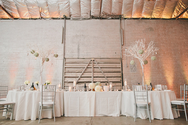 Winter White Arizona Wedding | Andrew Jade Photography on Oh Lovely Day
