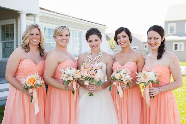 Seaside New England Wedding | Tremaine Photography | Oh Lovely Day
