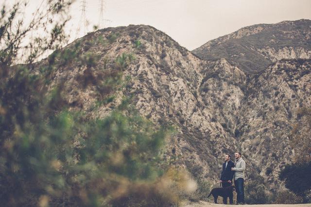 California Hike Same Sex Engagement | Gina & Ryan Photography