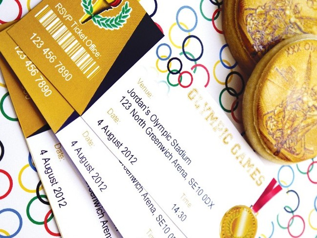 kid-friendly party ideas for celebrating the olympics