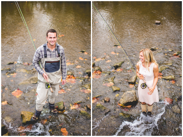 Fly Fishing Engagement   Style & Story Creative