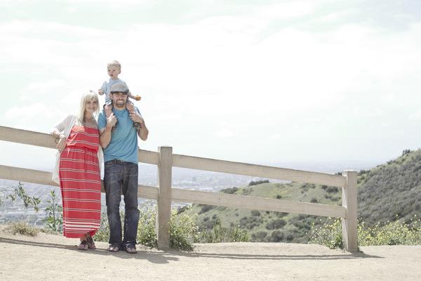 Spring Family Photoshoot | Oh Lovely Day | Photos by Jennifer Roper