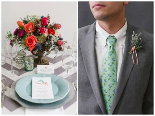 Pet Friendly Wedding Inspiration | Lemon & Lime Events | Meghan Boyer Photography