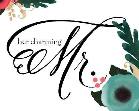 free printable MR. chair sign from KM Paperie on Oh Lovely Day