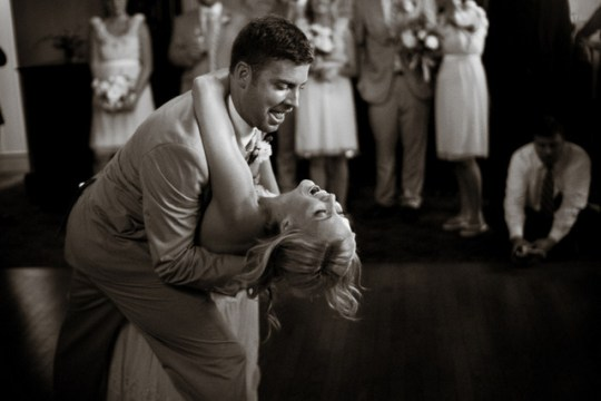 First Dance Tips | Oh Lovely Day | photo by Jennifer Roper