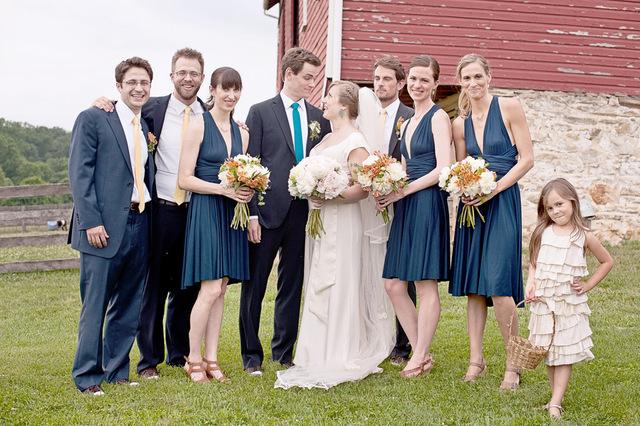 Maryland Barn Wedding | Amanda McMahon Photography