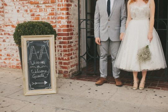 Old Hollywood Wedding | Heidi Ryder Photography