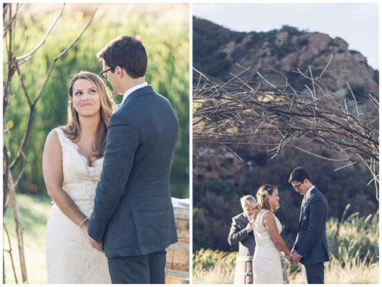 Classic Saddlerock Ranch Wedding | Gina & Ryan Photography on Oh Lovely Day