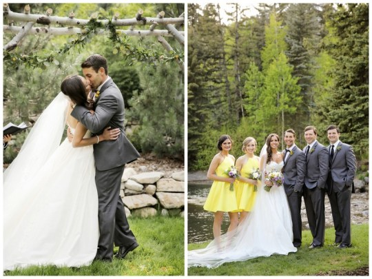 Rustic Sundance Wedding | Logan Walker Photography on Oh Lovely Day