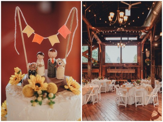 New England Fall Wedding | Love & Perry on ohlovelyday.com