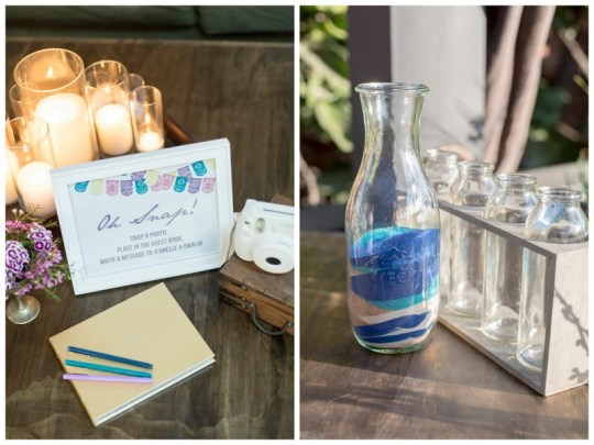 Laid Back Fiesta Wedding | Gather Events, Molly & Co Photography, Inessa Nichols, Whoa Nelly, Casa Shelter Half | ohlovelyday.com