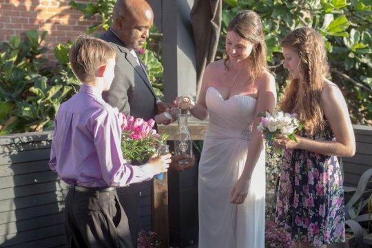 Laid Back Fiesta Wedding | Gather Events, Molly & Co Photography, Inessa Nichols, Whoa Nelly, Casa Shelter Half | ohlovelyday.com