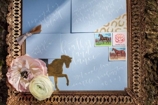 Romantic Equestrian Wedding Shoot   Vanasse Studios + Koordination by Krisanna   Oh Lovely Day