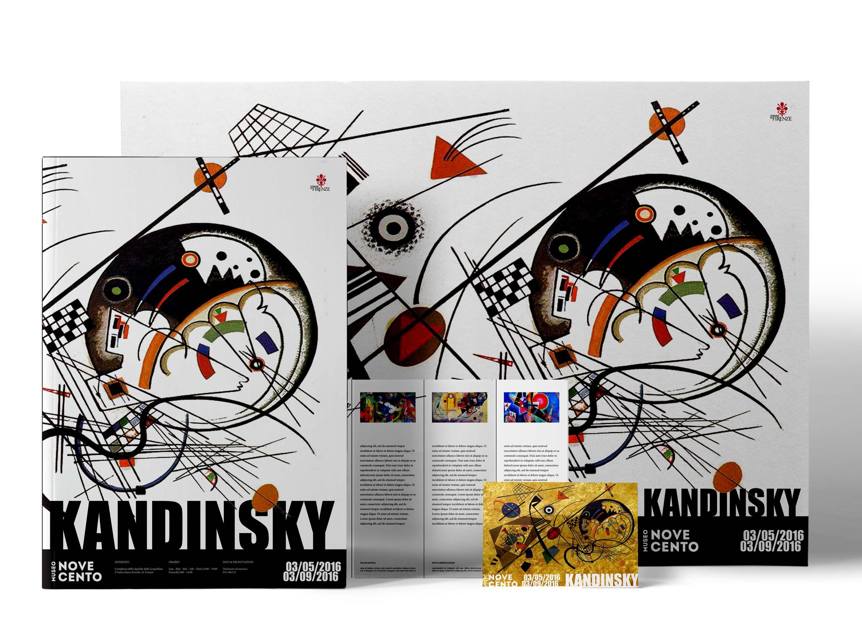 Kandinsky : Art exhibition @ Museo Novecento