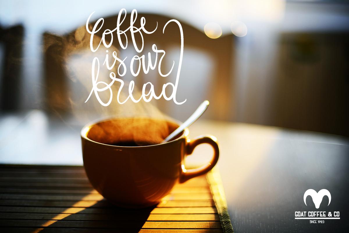 Buna Buna Baby - 100% Arabic Coffee - The Goat Coffe & Co