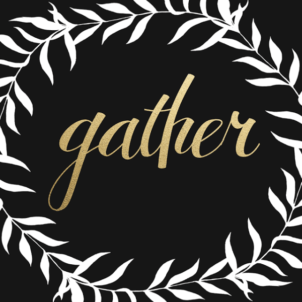 FREEBIE  //  GATHER PRINTABLE