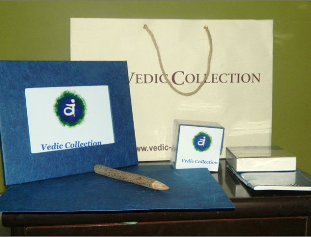 NATURAL JOURNALIST STATIONARY KIT VEDIC COLLECTION