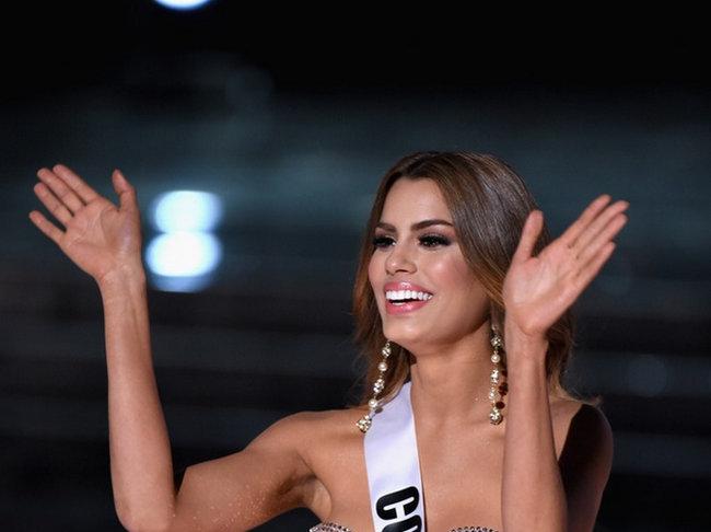 Miss Colombia Instagram Status
