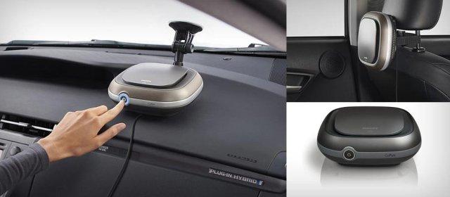Philips Compact 110 car airpurifier