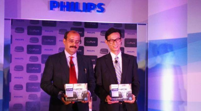 Mr Rajiv Khosla and Mr Forest Shen philps