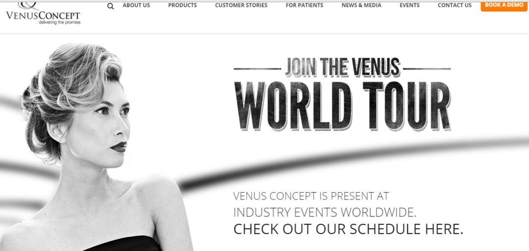 Venus Skin Treatments