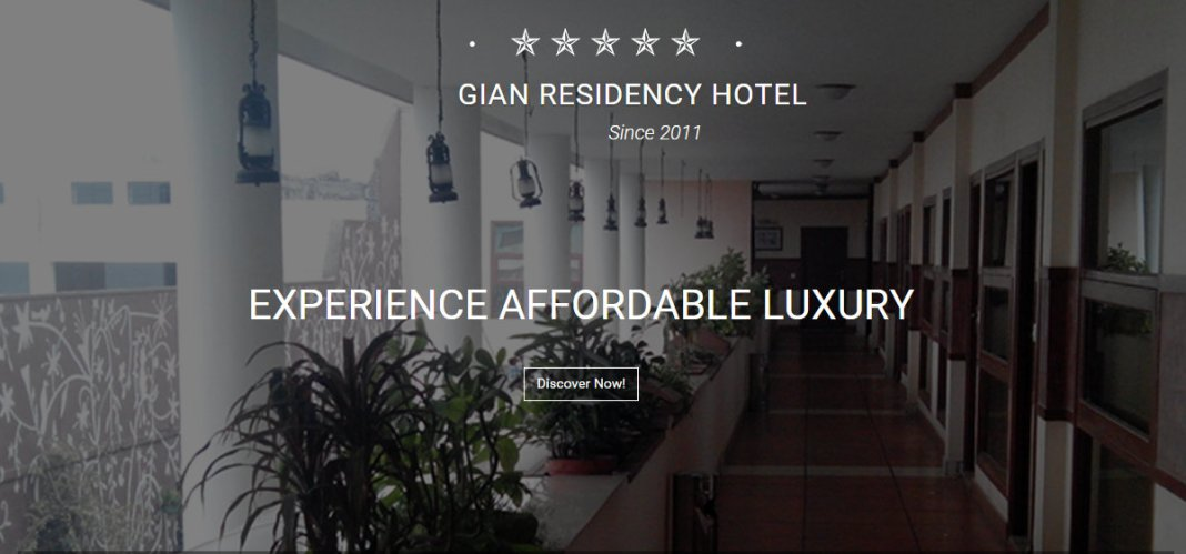 Gian Residency Hotel Karnal