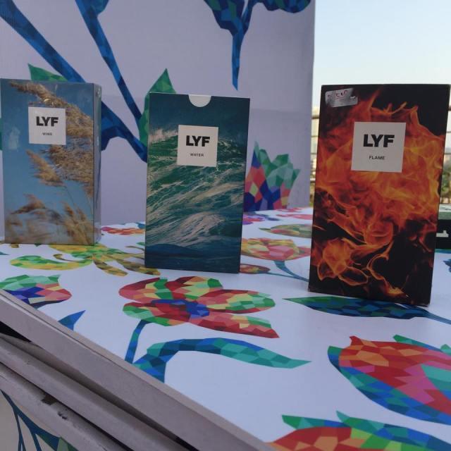 LYF presenting Lakme Fashion Week 2016