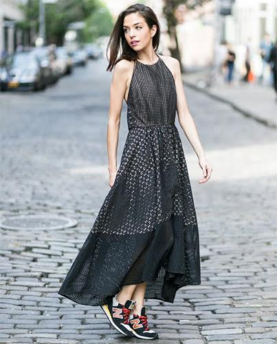 online western dresses