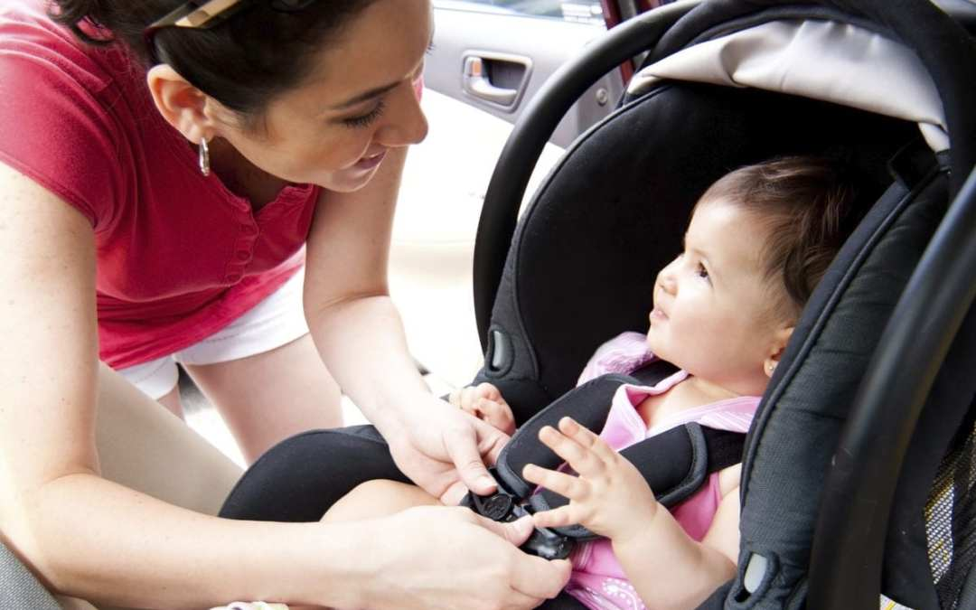 What is the Safest Seat for a Child if a Car Accident Occurs?