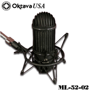 ML-52-02 Ribbon Mic