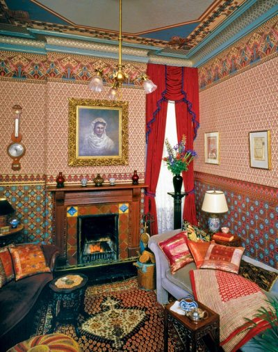 Guide to Reproduction Wallpaper - Old House Restoration, Products & Decorating