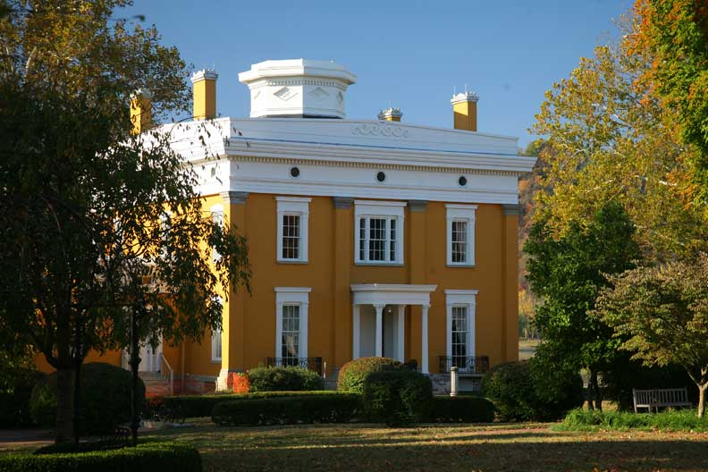 Large Of Greek Revival House