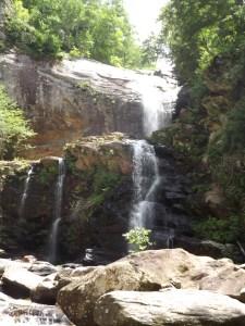 High Falls, North Carolina (this photo and all following)