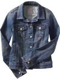 Click here for more info on OLD NAVY Denim Jacket