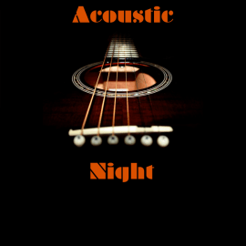 Acoustic Fridays is Here!
