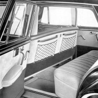 Mercedes-Benz Baureihen W 111/112 (1959 bis 1968)